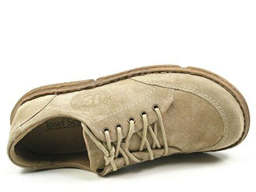 Josef Seibel 85102-3213 Neele 02 Dames Schoenen Lace Sneaker Beige