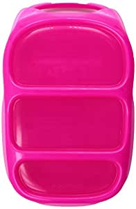 Goodbyn Bynto Food Container, Pink (Discontinued by Manufacturer)