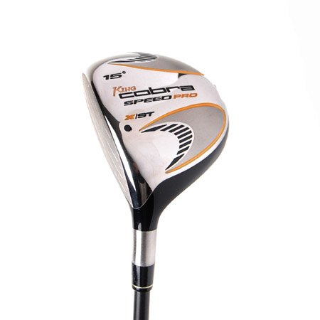 New Cobra Speed Pro X/ST 3-Wood 15* UST TourForce R-Flex LH