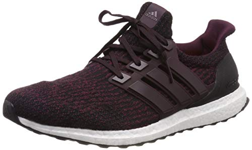 adidas AW17 Mens Ultraboost Running Shoes - Maroon/Black - UK 8 ()