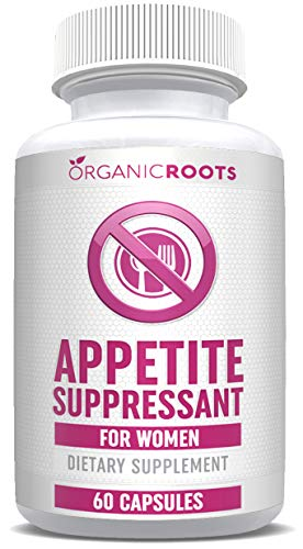Appetite Suppressant - Weight Loss Pills - for Women & Men - Increase Energy - Boost Metabolic Rate - Reach Ketosis Fast - Keto Pills for Women - One Month ()