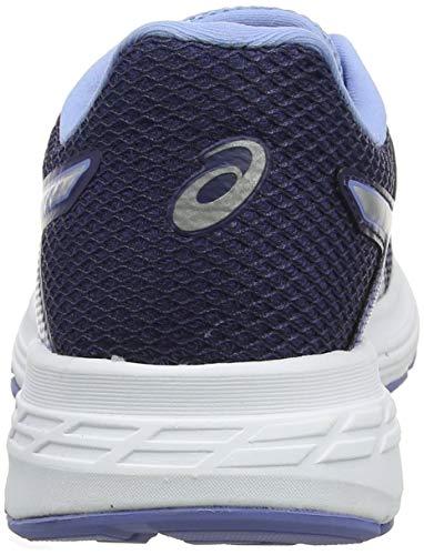 exalt indigo Gel Asics Blue Running 400 Mujer Blu Para Zapatillas De silver 5 Z5qqgz