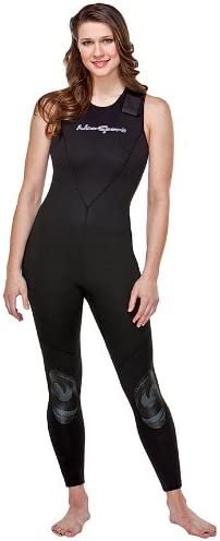 NeoSport by Henderson Women/'s 7 mm neoprene Full Wetsuit