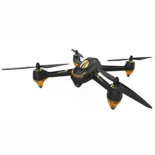 Hubsan Professional Version Mode Switch H501S X4 5.8G FPV Brushless With 1080P HD Camera GPS RC Quadcopter RTF by HUBSAN