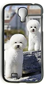 Custom BICHON FRISE DOG COVER CASE FOR Samsung S4 case