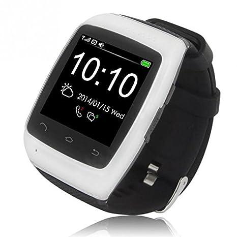 Logicom L-reloj para Smartphone blanco