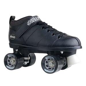 Chicago Bullet Men's Speed Roller Skate -Black Size 11