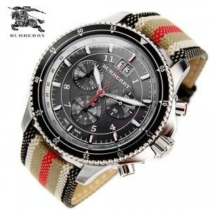Burberry Endurance Bu7601 Black Chronograph Men's Watch by BURBERRY (Image #6)