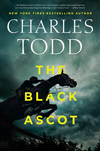 Image of The Black Ascot (Inspector Ian Rutledge Mysteries)