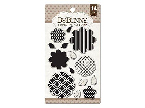 Bo Bunny Ess Essentials Stamp Perfect Petals