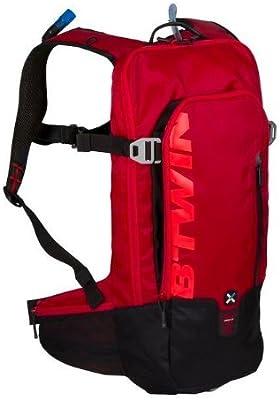 B-TWIN ROCKRIDER MTB 900 Hydration Backpack 10L/2L Rojo: Amazon.es ...