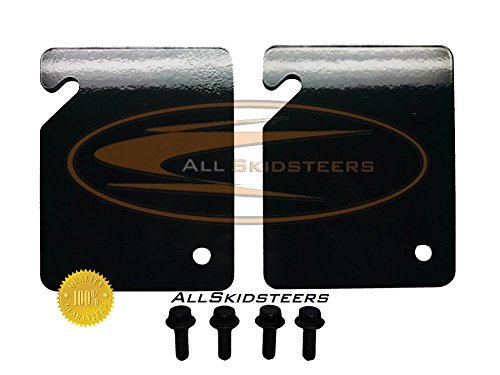 Clean Out Cover Access Plates for Bobcat Skid Steers   Replaces OEM Plate # 6716010 by All Skidsteers
