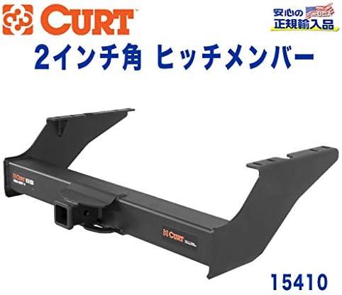 [CURT カート社 正規代理店]Class5 ヒッチメンバー レシーバーサイズ 2インチ 牽引 約7718kg フォード F-250 F-350 スーパーデューティー