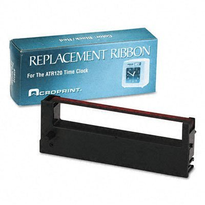 Acroprint Time RecorderReplacement Ribbon, For Time Clock Model ATR120