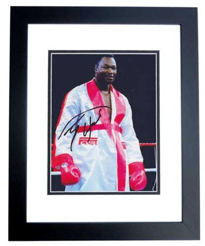 Larry Holmes Autographed / Hand Signed B - Larry Holmes Photograph Shopping Results