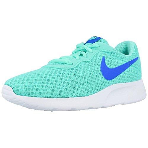 Nike Tanjun - Zapatillas de running para mujer Multicolor (Hyper Turq / Racer Blue White)