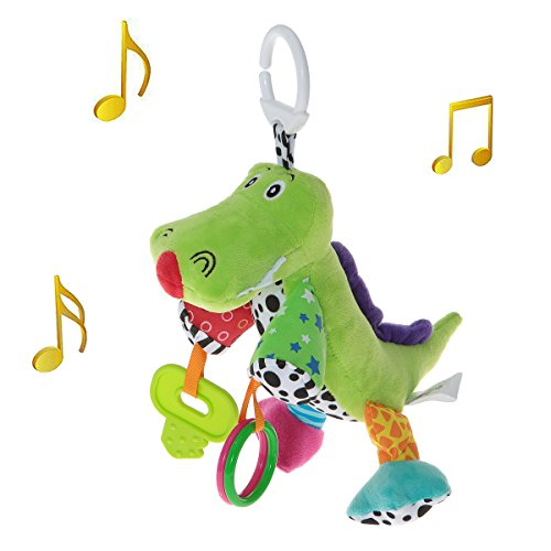 Musical Stroller Melodies Teether Toddlers product image