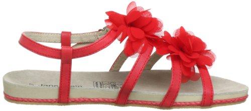 Jane Klain 271 314 - Sandalias para mujer Rojo (Rot (rot 503))