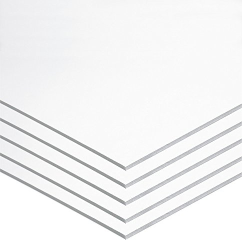 Rigid Foam - Pacon Foam Board, White, 22