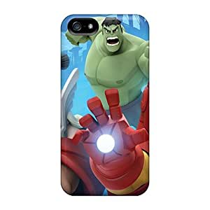 Iphone 5/5s LKd6381wnkF Allow Personal Design HD Big Hero 6 Skin Bumper Cell-phone Hard Cover -AaronBlanchette