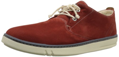 Mens Earthkeepers Leather Oxford (Timberland Men's Hookset Leather Oxford,Dark Red,13 M US)