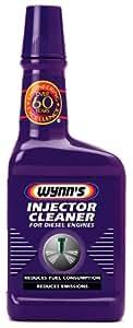 Wynns limpiador y el tratamiento inyector diesel