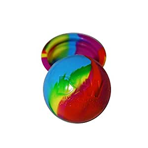 Rainbow Non Stick Silicone Oil Kitchen Container Ball Jar Wholesale Pricing (1)