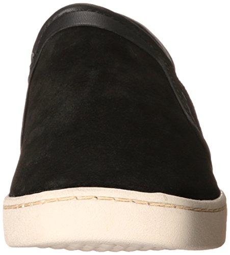 Hush Puppies Mujeres Cherish Gwen Slip-on Loafer Ante Negro
