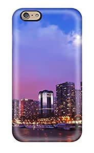 Shauna Leitner Edwards's Shop Anti-scratch Case Cover Protective Paris Nights Case For Iphone 6
