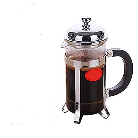 Amazon.com: ZGUO Cafetera Francesa Cafetera Máquina de ...