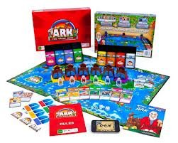 ARK The Great Race Board Game by Universal Games