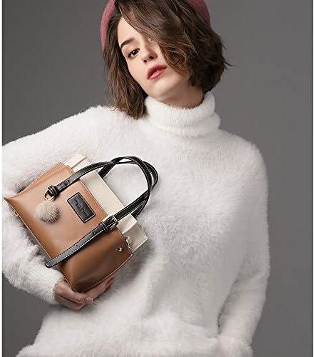 YANHTSO Mode coréenne sauvage Hit sac à bandoulière à la main couleur sac Messenger Sac