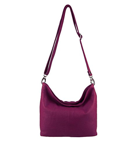 OBC Only-Beautiful-Couture Women's Shoulder Bag Turquoise turquoise 36x24x14 cm (BxHxT) Burgundy