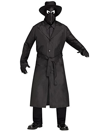 Spy Costume For Men (Undercover Spy Guy Adult Costume)