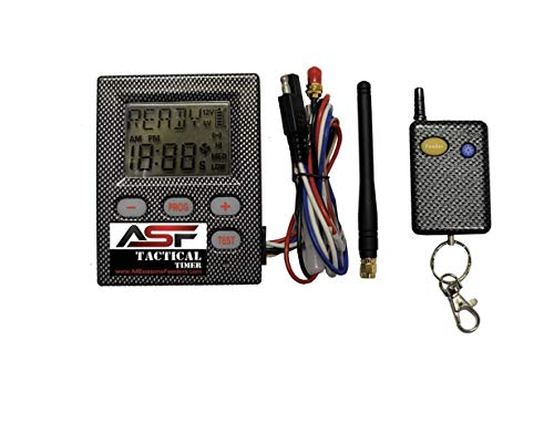 All Seasons Feeders - Tactical Timer with Remote (Best Deer Feeder Remote)