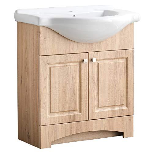 "30.1/""L X 18.1/""W X 23.1/""H HOTIS HOME HTS-BC005 Modern Comercial Bathroom Vanity"