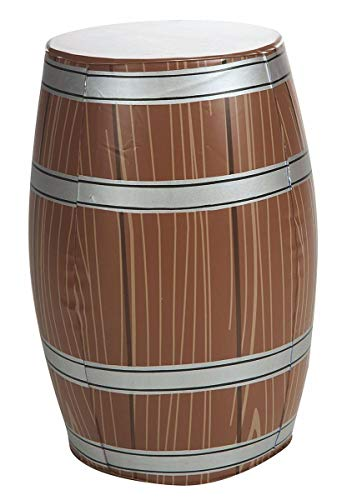 Rubie's 12-Inch Inflatable Barrel Costume Accessory