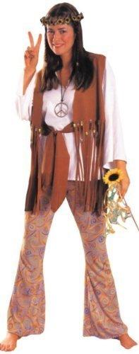 Hippie Love Child Adult by Halloween -