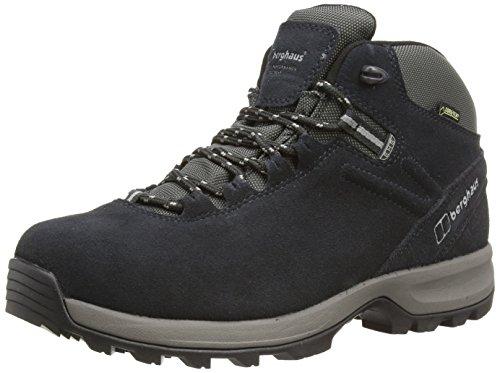 Berghaus EXP TRAIL VII GTX TECH BOOT AM Herren Trekking- & Wanderstiefel Blau (Navy / Frost Grey)