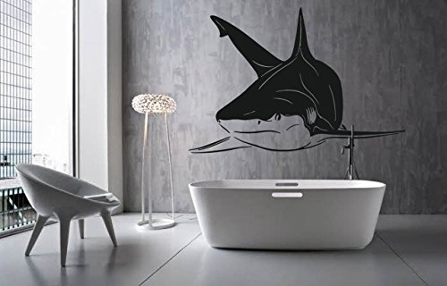 Ik1218 Sticker Predator Living Bathroom