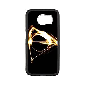 Deathly Hallows Samsung Galaxy S6 Cell Phone Case Black 218y-675386