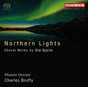 Northern Lights: Choral Works by Ola Gjeilo by Phoenix Chorale (2012-02-28)