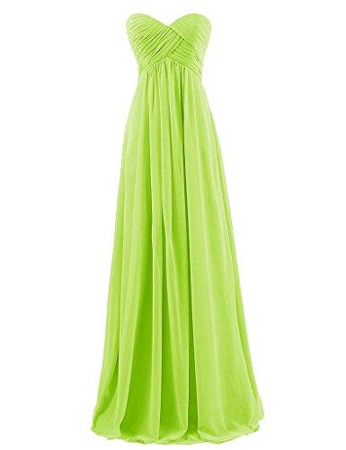 Vestido Huini Mujer Lemon Para green C1wgxvqw0