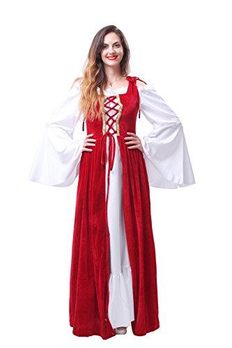 ROLEC (Womens Fraulein Oktoberfest Costumes)