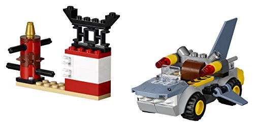 Lego Shark Toys : Lego juniors shark attack building kit piece