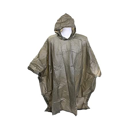 Coghlan's Lightweight Waterproof Poncho Clear Coghlan' s 9266