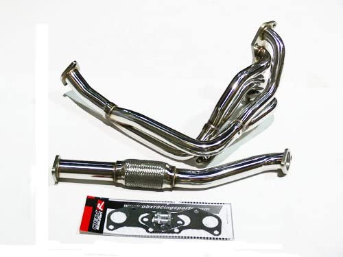 OBX Racing Sports Exhaust Header For 1992-1995 Toyota Paseo /& Tercel 5EFE 1.5L