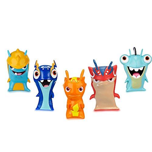 SLUGTERRA Slug Figures Toy Figure (5 Pack)