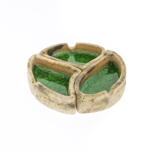 ashtray-round-green-ceramic-glass-handmade-diameter-13cm-51