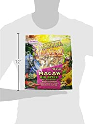 F.M. Brown\'s Tropical Carnival Macaw Food, 5-Pound